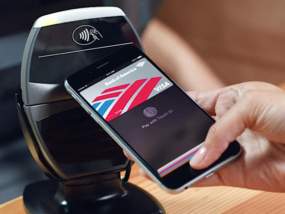 Apple Pay arrives on Bank of America ATMs to make cash withdrawals