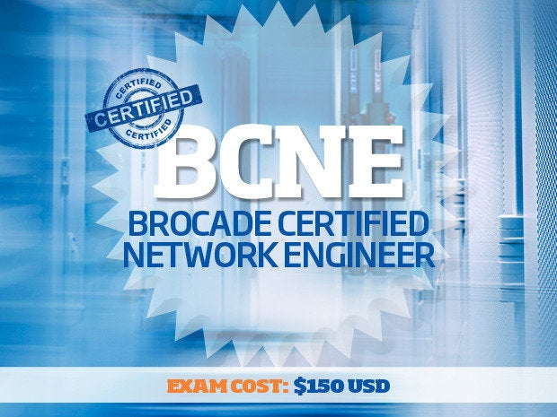 Top 7 storage certifications for IT pros - 4 bcne