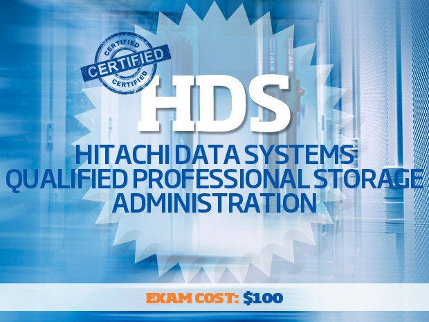 Top 7 storage certifications for IT pros - 7 hitachi