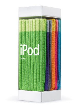 9ipodsocks box
