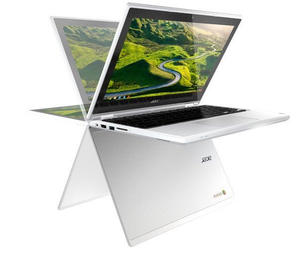 Acer Chromebook R11 Modes