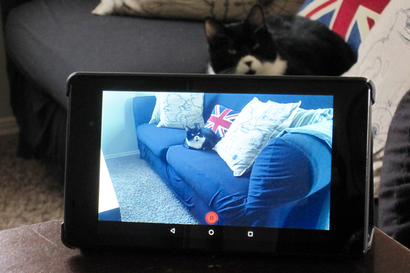 android home camera