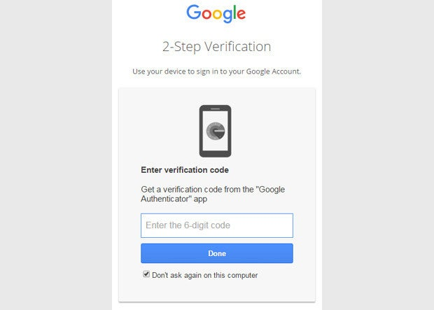Android Security Audit: Two Factor Authentication