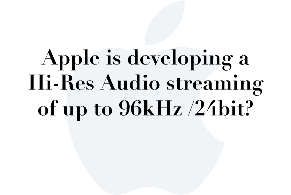 apple hi res streaming