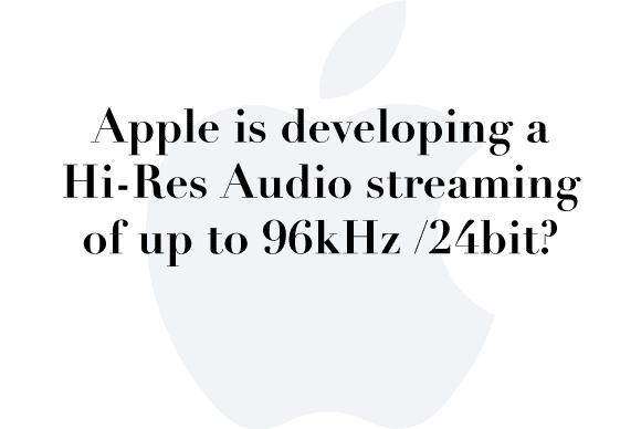 apple hi res streaming