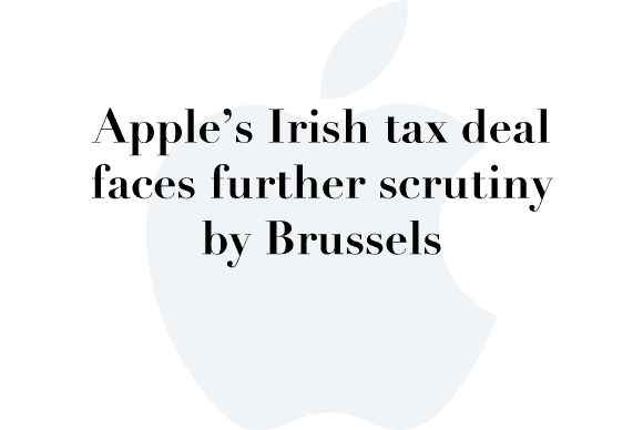 apple irish tax