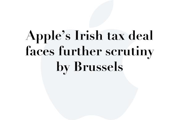 apple irish tax