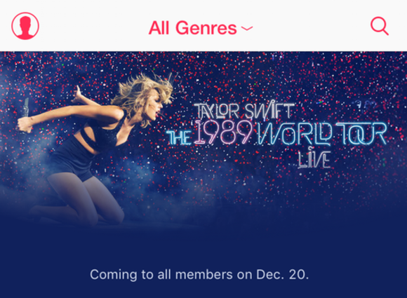 apple music swift
