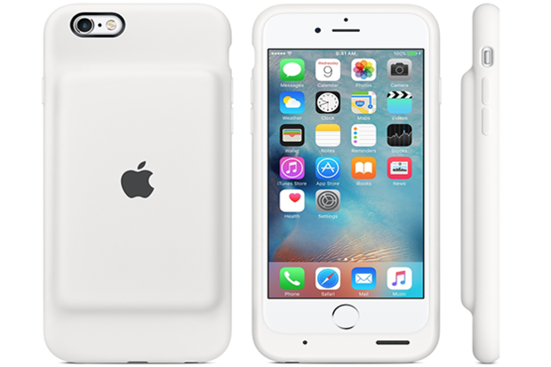 Apple iPhone 6s review Smart Battery Case review