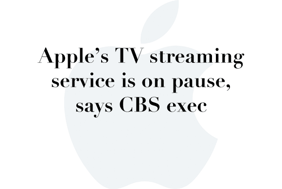 apple tv streaming paused
