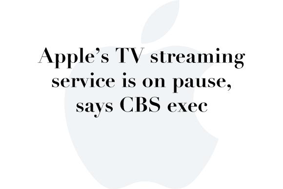apple tv streaming paused