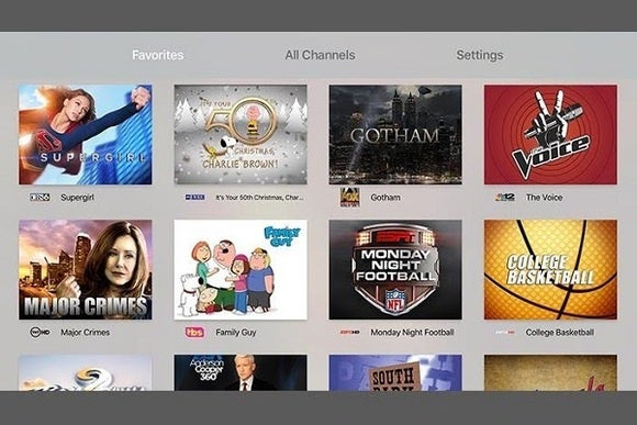 Apple TV gets an app for over-the-air channels (with the right hardware)