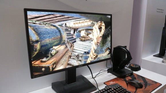 asus freesync display