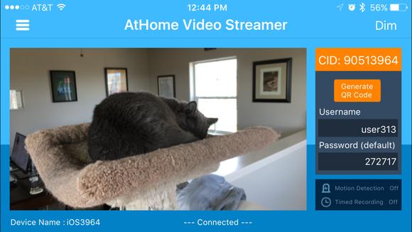 athome video