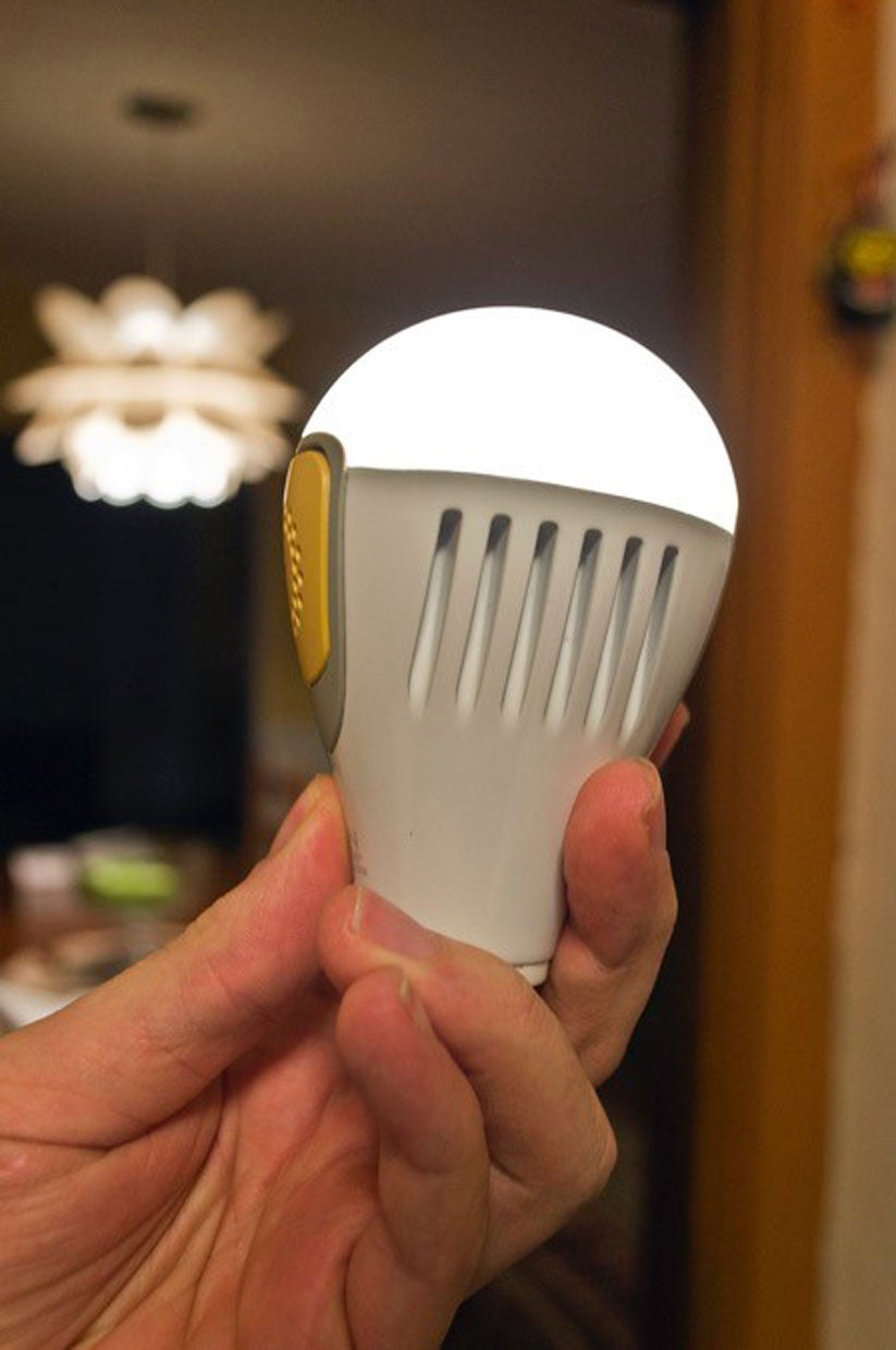 Beon Home Protection System Review A Security Via Smart Led Bulbs