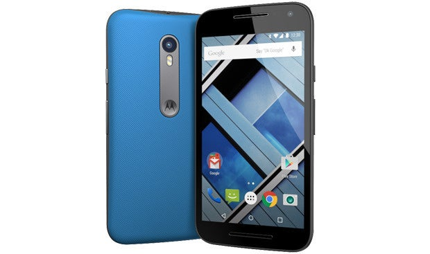 Best Android Phones: Moto G 2015