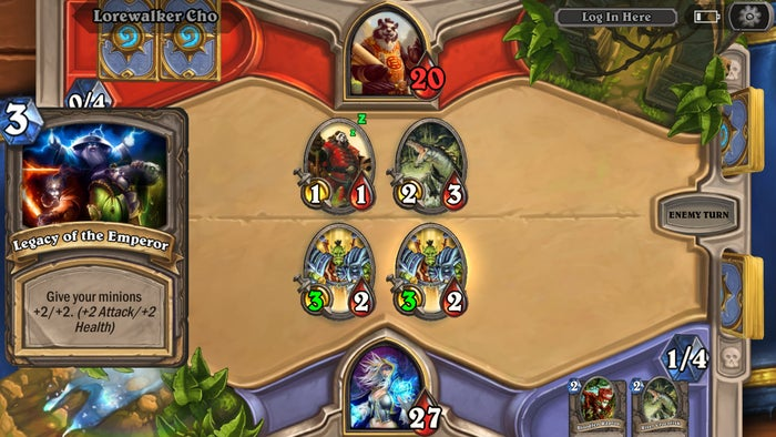 best free games 2015 hearthstone