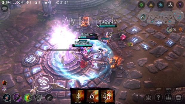 best free games 2015 vainglory