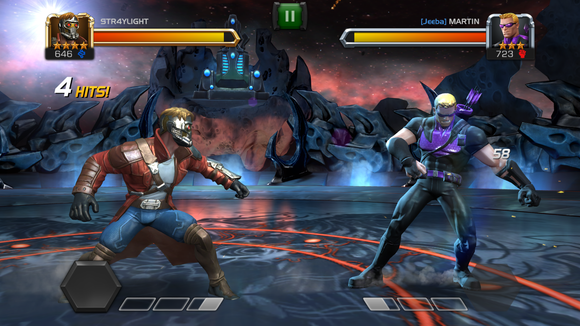 best free ios games 2015 marvelcontest