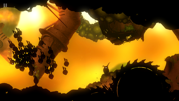 best ios games 2015 badland2