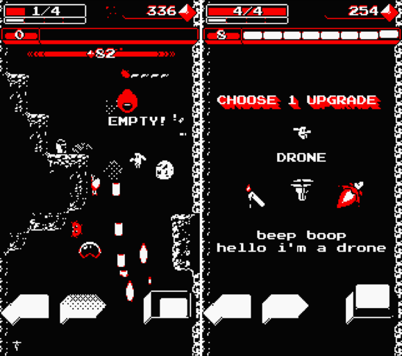 best ios games 2015 downwell