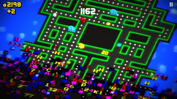 best ios games 2015 pacman256
