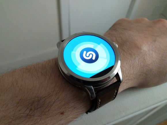 best wear apps 2015 shazam