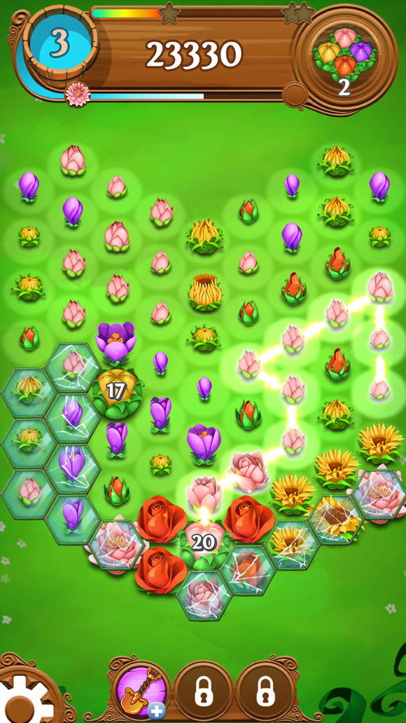 blossom blast match