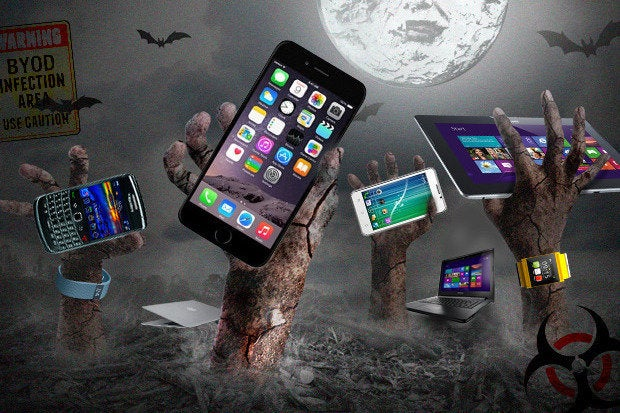 byod zombies