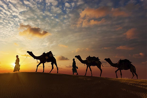 Original Silk Road Persia Caravans By Rraffy On DeviantArt