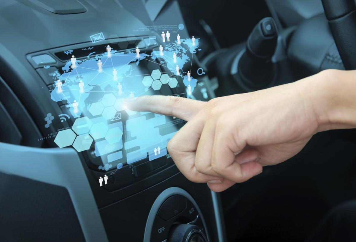 car touchscreen ts