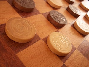 Checkers, anyone?
