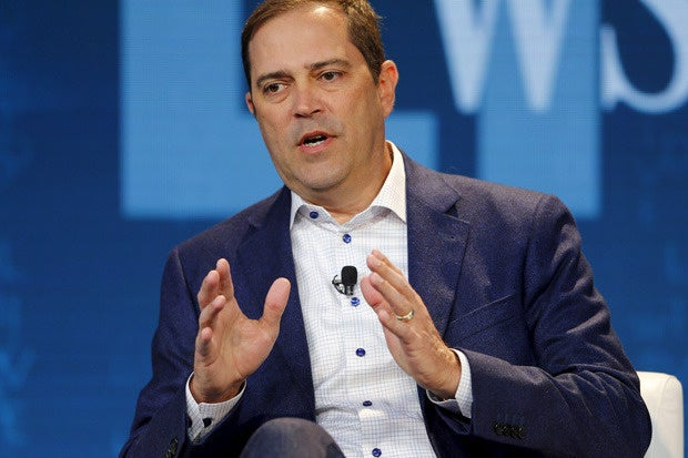 chuck robbins cisco ceo