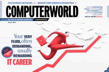 Computerworld Digital Edition, January 2016 [cover]