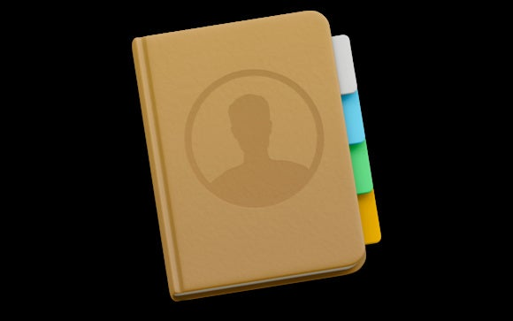 contacts mac el cap icon