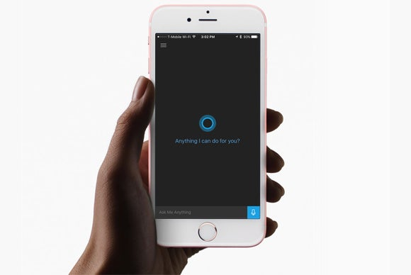 Cortana for iPhone review: Siri has little to fear from