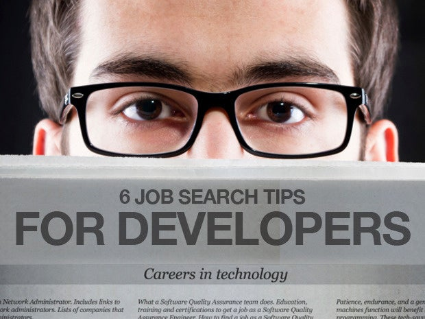6 job search tips for developers | CIO