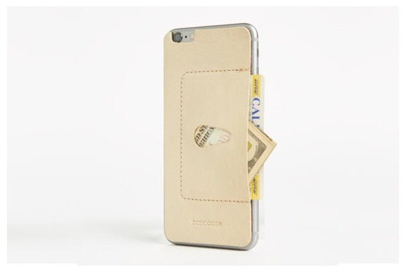 dodocase leatherwallet iphone