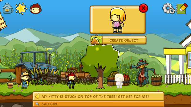 Five to Try: Scribblenauts Unlimited offers open-ended fun