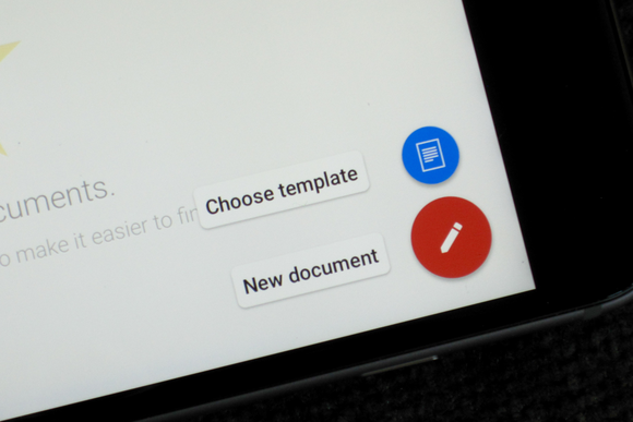 Google Docs Sheets Slides Update Brings Quick Access To File