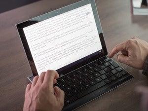 google pixel c typing