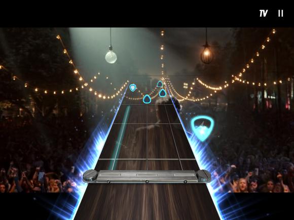 guitar hero live ipad