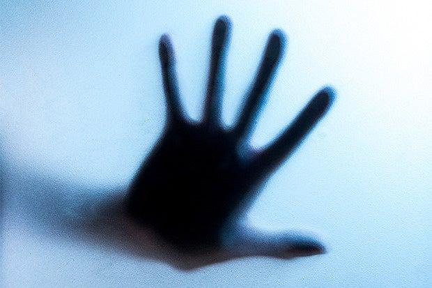 hand stop halt