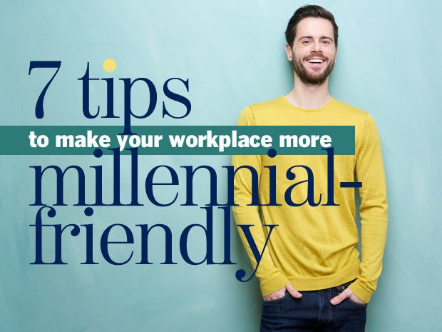 Things millennials are looking for at work