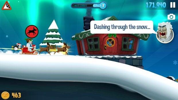 holiday games 2015 skisafari2