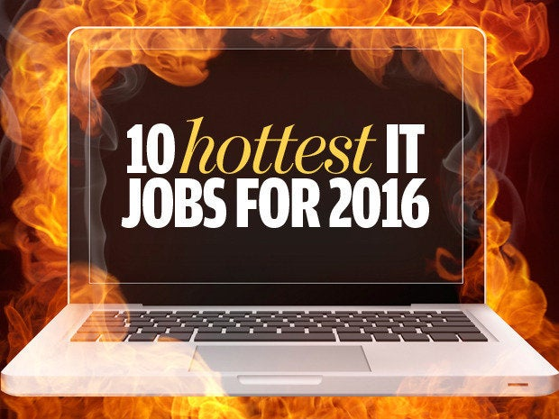 10 hot IT job skills for 2016