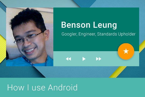 How I Use Android: Benson Leung