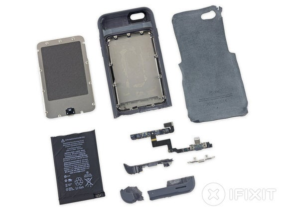 ifixit smart battery case iphone6s