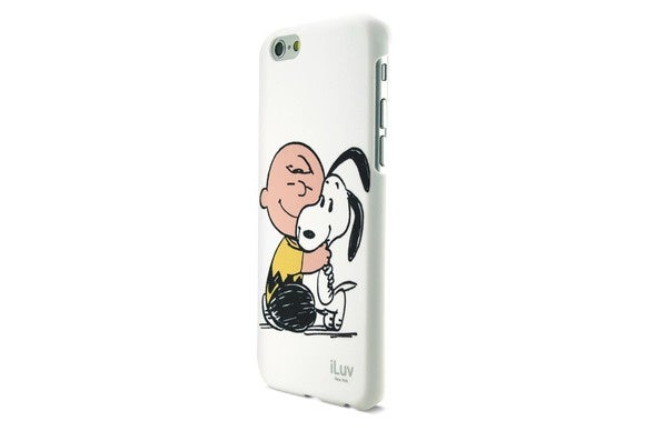 iluv snoopy iphone