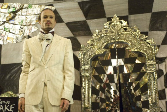 The Imaginarium of Dr. Parnassus